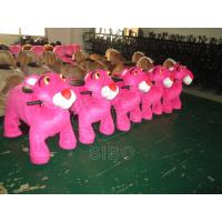 Best Coin Operated Kids Ride Machine Stuffed Animals With Battery Electric Plush Toys wholesale