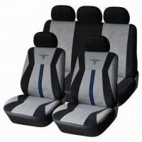Best Car Seat Cover Sporty Style, Made of Soft Velor, Stylish and Chic Design wholesale