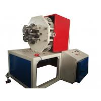 Best 200mm Plastic Pipe Punching Machine , Drill Hole Machine With SKD11 Blade wholesale