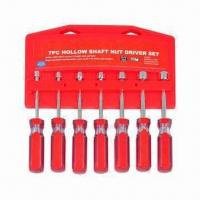 Best 7 Pieces Socket Hollow Shaft Set, Made of CRV wholesale