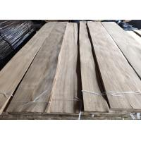 Cheap Quarter Cut Fresh Ash Wood Veneer For Plywood AAA Grade 1200mm-2800mm Length for sale
