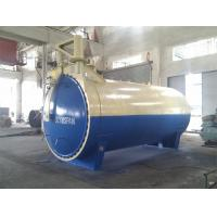 Buy cheap Elelctric heating high temperature autoclave with Guaranteed temperature homogeneity from wholesalers