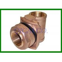 Best Control Structure Brass Pitless Adapter ,  CSA / ETL / ISO9001 wholesale