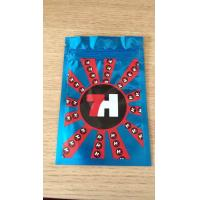 Buy cheap Custom Printed Small Laminated Reusable Mylar Bags / Aluminum Foil Pouch from wholesalers