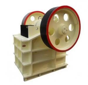 Best 380V Semi Automatic AAC Panel Jaw Crusher Machine wholesale