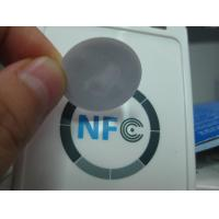 China PET NFC Tag Stickers Adhesive RFID Tags Label 6 DIfferent Colors Alarm Clock Control All P on sale