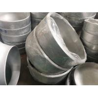 Best Duplex Steel Butt Weld Fittings Asme B16.9 End Cap With High Strength wholesale