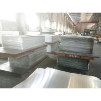 Best Embossed / Mill Finish 3003 Aluminum Sheet 3mm Corrosion Resistance For Building wholesale