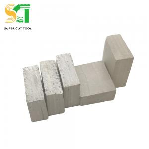 China SCT tools M shape top grade Saw Blade Grinding Machine And Diamond Segment For Bridge Saw cutting on sale