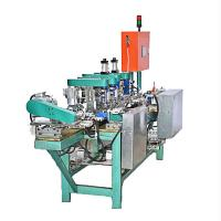 Fully Automatic Production Brass Bus Bar Terminal Block Connector Machine