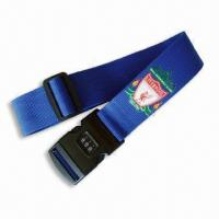Best Luggage Strap/Belt, OEM Order are Welcome, Various Kinds are Available wholesale