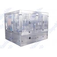 China High Efficinet Automatic Bottled Water Filling Machine Production Line 15000 BPH CGF32-32-8 on sale