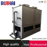 China CTI Certified Cross Flow Rectangular Cooling Tower on sale