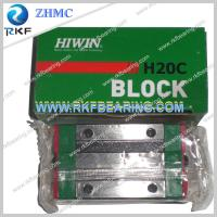 Best HGH20CA Taiwan HIWIN Linear Ball Guideway For Heavy Load Machines wholesale
