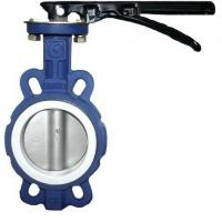 China Carbon Steel Centerline Butterfly Valves / Soft Seat Butterfly Valve on sale