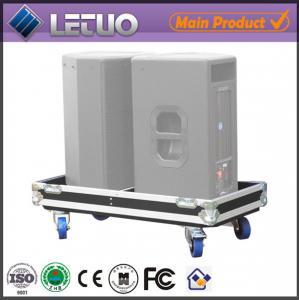 Best Aluminum flight case road case transport crate case pc speaker flight case wholesale