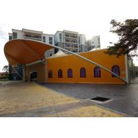 Best Self Cleaning Tensile Membrane Structures Fast Erection For Meeting Room wholesale