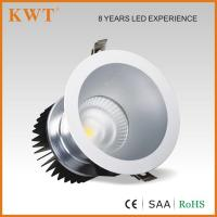 Best High power 10 inch 70w recessed cob led downlight fixture 3 years warranty wholesale