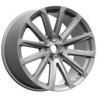 China Silver Chrome Replica Alloy Wheels Black Rims Alloy Wheel  45 ET 6 X 139.7 H-PCD wholesale