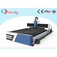 Best Low Running Cost Metal Laser Cutting Machine 10640 nm Light Wavelength For Steel / Brass wholesale