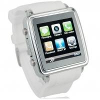 """Best MQ555 Watch Mobile Phone,Wrist Mobile Phone,1.54"""" TFT Touch screen bluetooth GSM Quad band wholesale"""