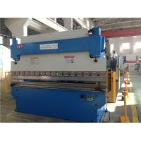 Buy cheap Hydraulic Tandem CNC Sheet metal brake bending machine 30 ton -  400 ton product