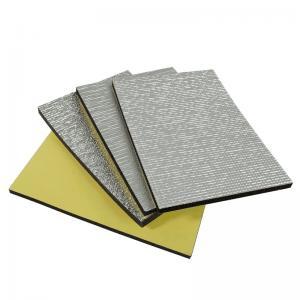 Best 19mm XPE Construction Heat Insulation Foam 1000 - 1200mm Width Light Weight wholesale