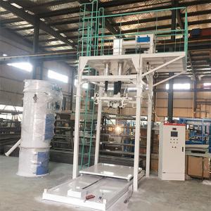 China FIBC Bag Limestone Powder Jumbo Bag Packing Machine on sale