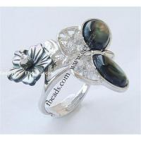 Best Shell jewelry ring wholesale