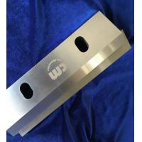 Best High Precision Plastic Granulator Blades HRC 56-58 Hardness Wear Resistance wholesale