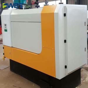 Buy cheap 400kg / H Industrial Steam Boiler , 0.7Mpa Steam Gas Boiler High Efficiency from wholesalers