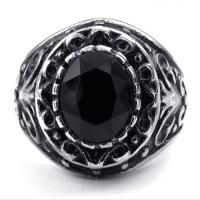 Best Tagor Jewelry Super Fashion 316L Stainless Steel Casting Rings Collection PXR009 wholesale