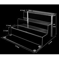 China Modern Retail Store Display Stand Acrylic Display Unit Stable Structure on sale