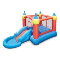 Best Inflatable Bounce Castle with Slide into Ball Pit wholesale