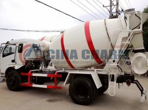 Best Small 4m3 Dongfeng/Sinotruk Brand Concrete Mixer Truck  for transporting concrete wholesale