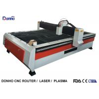 Best Heavy Duty Structure CNC Plasma Cutting Machine With Chuangwei Stepper Motor wholesale