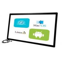 Best Customized Size 58 Inch Infrared Touch Frame Withstands Severe Environments wholesale