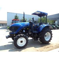 Buy cheap 130Hp Farm Tractor Trailer With The High Transmission Efficiency from wholesalers