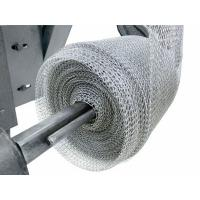 Best Exhaust Systems Stainless Steel Knitted Wire Mesh Liquid Gas Filter 0.08-0.55mm Wire wholesale