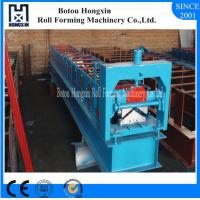Best Roof Accessory Automatic Roll Forming Machine For Construction 312mm Cover Width wholesale