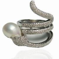 Sterling Silver Animal Jewellery Ring (SZR032)