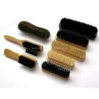 Best Wooden shoe cleaning polishing brush with delicate designed brush head wholesale
