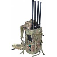 Best Portable Cell Phone Jammer , Signal Blocker Device For Security Department wholesale