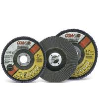 China Aluminum Oxide abrasive flap wheel/ vertical wheel on sale