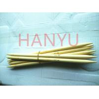 Best Double Point Knitting Bamboo Needles,Length customized manufacturer with good quality wholesale