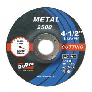 China Metal Cutting Disc 2500 on sale
