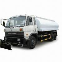 Best Dongfeng Tianlong Water Tanker Truck with 162kW Power and 20,000 to 25,000L Fact Cubage wholesale