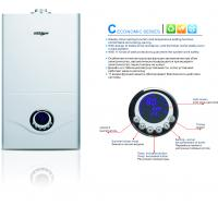 China Adjustable Thermostat Wall Hung Gas Boiler With Function Of Heating And Domestic Hot Water on sale