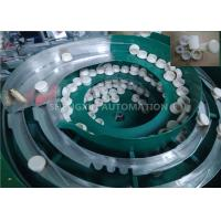 China Flexible Cap Automated Assembly Machines Bottles Feeders For Packing Industry on sale