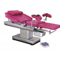 Best Stainless Steel Frame Gynecology Exam Chair , Gynae Examination Table Adjusted Height wholesale